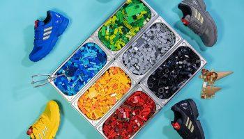 LEGO x adidas ZX8000 Color Pack: zes nieuwe kleuren vanaf 23 april te koop