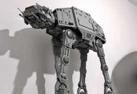 LEGO Star Wars UCS-sets in 2021: R2-D2 (75308), Republic Gunship (75309) en AT-AT (75313)