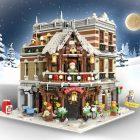 LEGO Ideas-project Claus Toys bereikt mijlpaal van 10.000 supporters