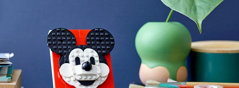 LEGO Brick Sketches 40456 Mickey en 40457 Minnie Mouse vanaf 1 maart te koop