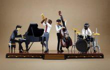 LEGO Ideas-project Jazz Quartet ontvangt 10.000 stemmen