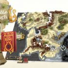 Lord of the Rings: A Map of Middle Earth bereikt 10.000 stemmen op LEGO Ideas