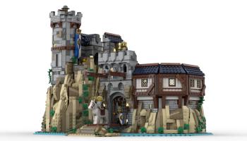 LEGO Ideas-project The Kings Castle bereikt mijlpaal van 10.000 stemmen
