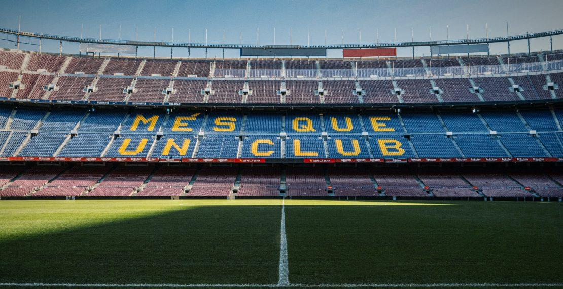 'Volgende LEGO-stadion wordt Camp Nou van FC Barcelona'