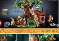 Eerste afbeeldingen van LEGO Ideas 21326 Winnie Pooh gelekt