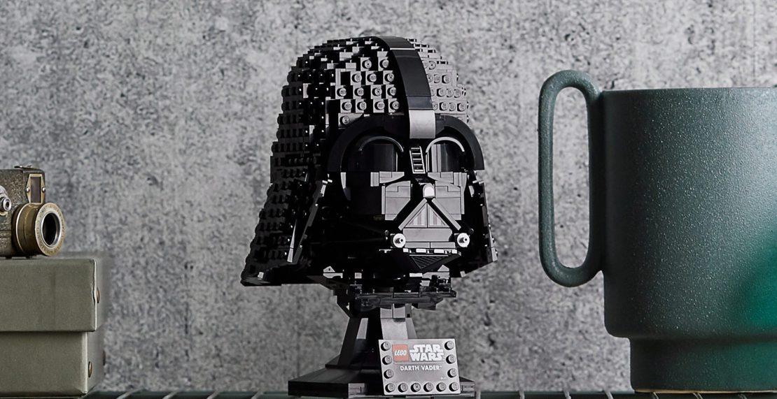 LEGO Star Wars 75304 Darth Vader helm voor laagste prijs ooit