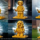 Gouden minifiguren voor LEGO Harry Potter Anniversary-sets: dit zijn ze