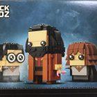 LEGO BrickHeadz 40495 Harry Potter, Hermine, Ron & Hagrid gelekt: toekomstige GWP?