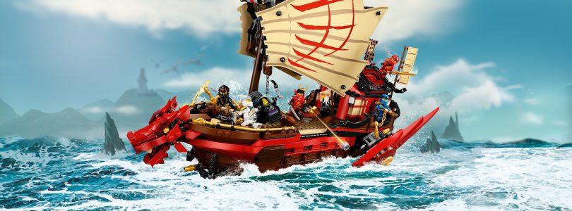 Veel LEGO NINJAGO-sets in de aanbieding bij Bol.com: korting tot 40%