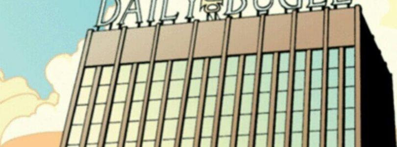 Eerste afbeelding van LEGO Marvel 76178 Daily Bugle gelekt
