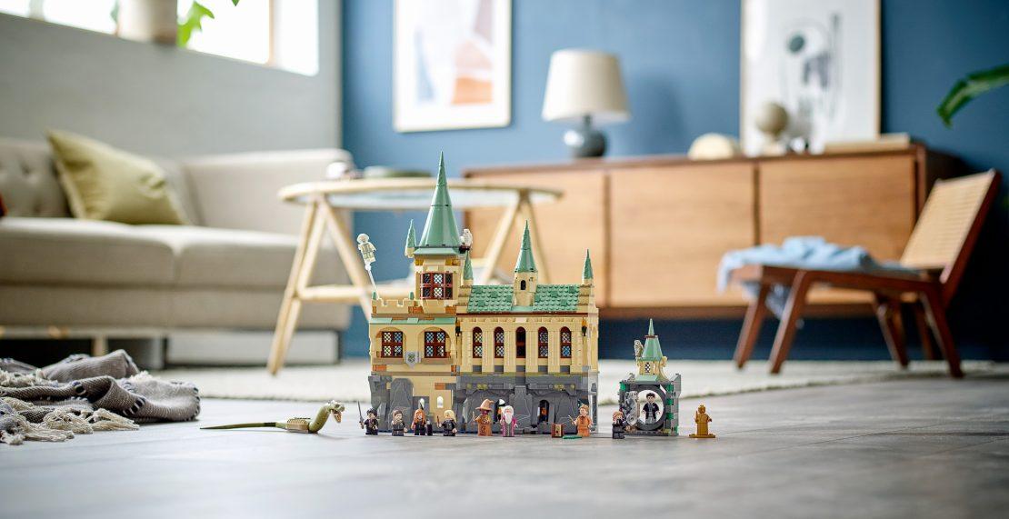 LEGO Harry Potter 76389 Zweinstein Geheime Kamer bereikt laagste prijs ooit