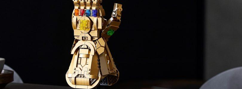 LEGO Marvel 76191 Infinity Gauntlet kopen? Nu beschikbaar voor pre-order