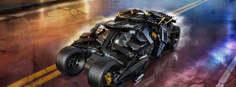 'LEGO DC 76240 The Tumbler verschijnt in tweede helft 2021'