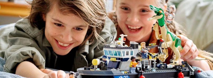 LEGO Jurassic World 2021: alle nieuwe sets op een rij