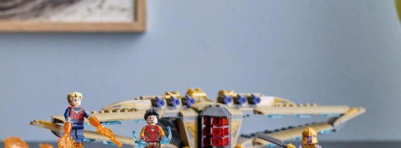 LEGO Marvel 76237 Sanctuary II komt in oktober op de markt