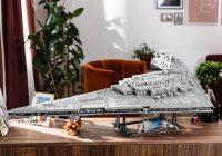 Alleen vandaag: LEGO Star Wars 75252 Imperial Star Destroyer in de aanbieding bij iBood