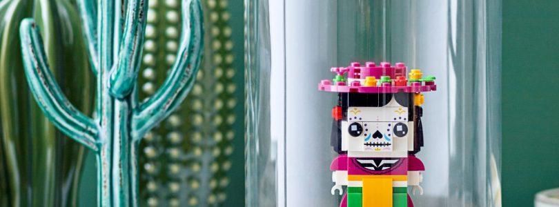 LEGO BrickHeadz 40492 La Catrina vanaf 1 augustus te koop