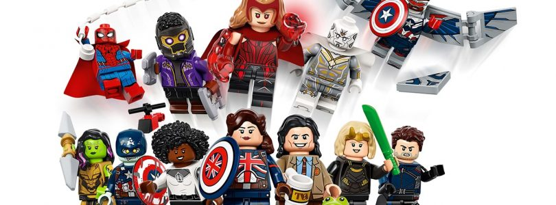 LEGO Marvel 71031 Collectible Minifigures vanaf vandaag te koop