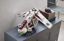 LEGO Star Wars 75309 UCS Republic Gunship kopen? Alles wat je moet weten