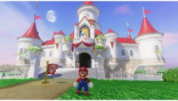 'LEGO Super Mario 71395 Peach's Castle wordt binnenkort aangekondigd'