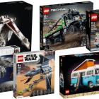 LEGO Shop in augustus 2021: meer dan 40 nieuwe sets te koop