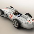 Uitgelicht: Mercedes W196R
