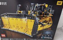 Eerste beelden LEGO Technic 42131 CAT D11T Bulldozer