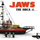LEGO Ideas-project JAWS vaart volgende reviewronde binnen