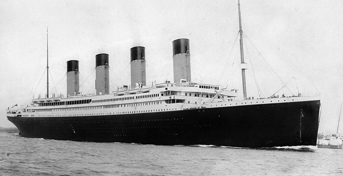 'LEGO 10294 Titanic bestaat uit 9090 stenen en is vanaf eind oktober te koop'
