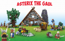 Uitgelicht: LEGO Ideas-project Asterix the Gaul