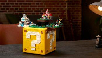 LEGO 71395 Super Mario 64 Question Mark Block kopen? Alles wat je moet weten