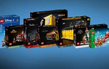 LEGO Shop in oktober 2021: alle nieuwe sets op een rij