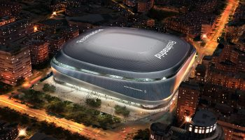 LEGO 10299 Estadio Santiago Bernabéu